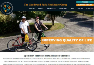The Goodwood Park Healthcare Group