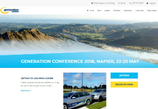 Generation Homes Conference