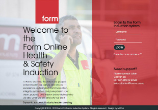Form NZ - Induction
