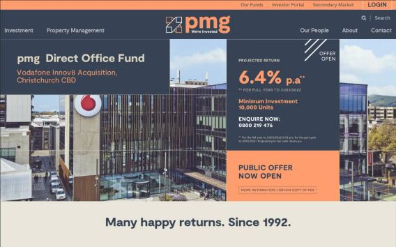 PMG Investment Funds