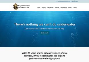 Bay Underwater Services Ltd